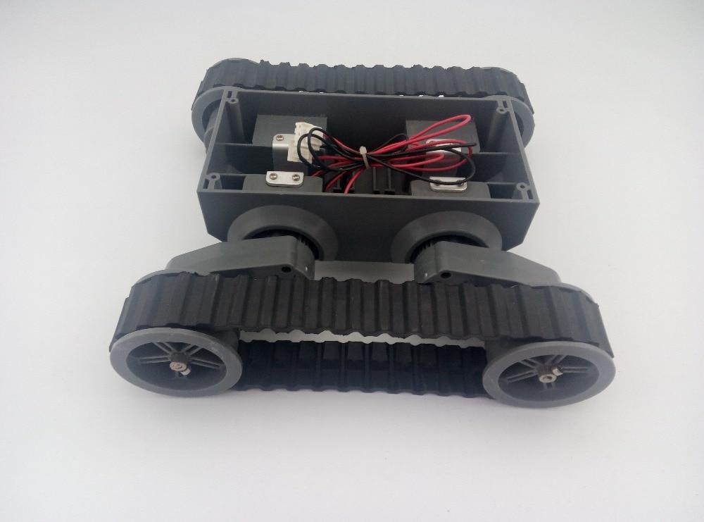 Programmierbares Spielzeug Kenntnisreich Grau Rover 5 Chassis Mit 4 Encoder 4 Motoren Tank Chassis Roboter Platfrom High-tech-spielzeug