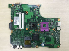 Free Shipping V000138050  for Toshiba Satellite L300 L355 L305 INTEL series motherboard .All functions 100% fully Tested !