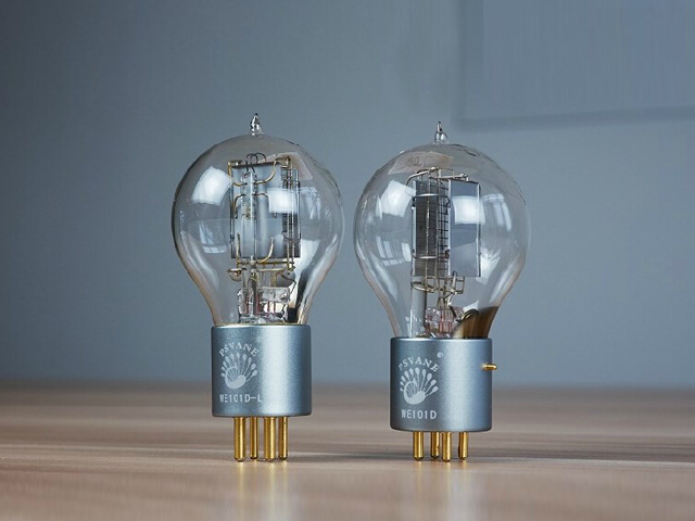 Free shipping 2pcs Psvane Western Electric WE101D / WE101D-L Replica tubes Matched Pair