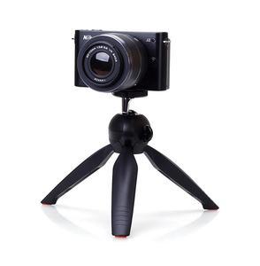 Image 4 - Photo YT 228 YUNTENG 228 Mini Tripod+Phone Holder Clip Desktop Tripod Digital Camera phone DV Gopro