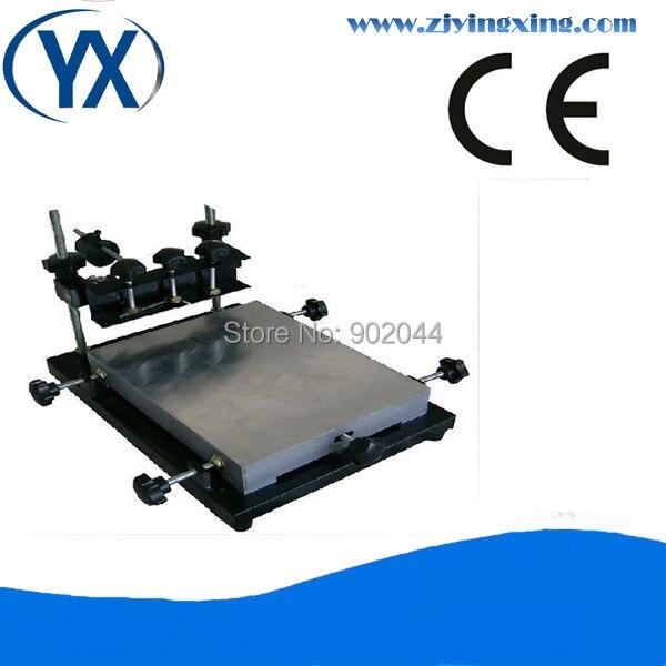 SMART TECH Màn Hình PCB Stencil Máy In 320X 440 Mm, Kích Thước Trung Bình