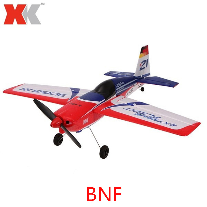 XK A430 Airplane BNF (without Transmitter)  3D6G System 2.4G A-430 Airplane Compatible Futaba S-FHSS RTFXK A430 Airplane BNF (without Transmitter)  3D6G System 2.4G A-430 Airplane Compatible Futaba S-FHSS RTF
