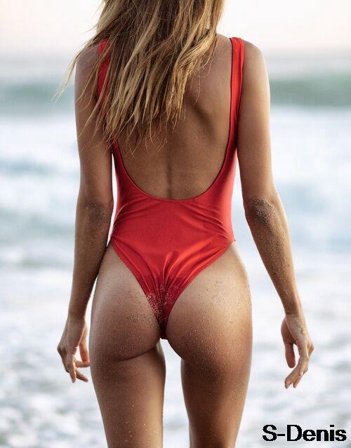 One Piece Bikini Thong