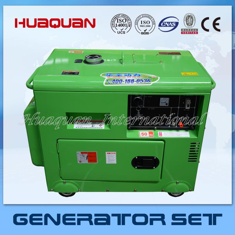 5kw single phase silent diesel generator set5kw single phase silent diesel generator set