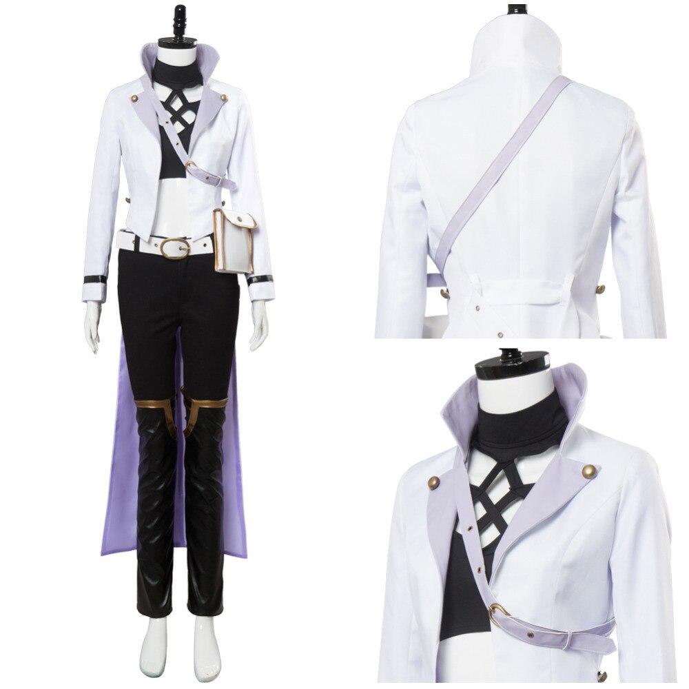 RWBY Season 4 S4 Blake Belladonna Post-Timeskip Cosplay Costume Suit Outfit