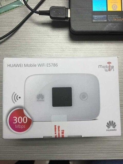 Разблокирована Huawei E5786-32A S-61A S-62A S-63A cat6 LTE 300 Мбит/С 4 Г 5 Г Мобильный Wi-Fi маршрутизатор