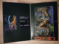 Alien Alien NECA 3 כלב חדש PVC פעולה איור אסיפה דגם צעצוע 7