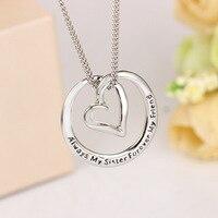 Originality Peach Round Letter Pendeloque Cut Accessories Exquisite Case Chain Jewelry Goods TIF556 xiangl colar necklace choker