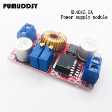XL4015 E1 5A DC to DC CC CV Lithium Battery Step down Charging Board Led Power Converter Lithium Charger Module