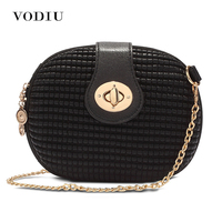Women Bag Handbags Tote Over Shoulder Crossbody Sling Summer Leather Round Small Chain Lock Zipper Phone