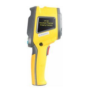 Image 4 - Hassasiyetli IR termal görüntüleme kamerası 20 ila 300C Dijital Renkli lcd ekran Kızılötesi Görüntü 1024 P Gerçek Zamanlı termal kamera HT 18