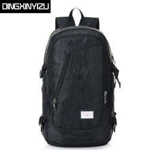 DINGXINYIZU Brand Men's Laptop Backpack 15.6 17 Inch Rucksack Travel School Bag Waterproof Back Pack Male Notebook Computer Bags