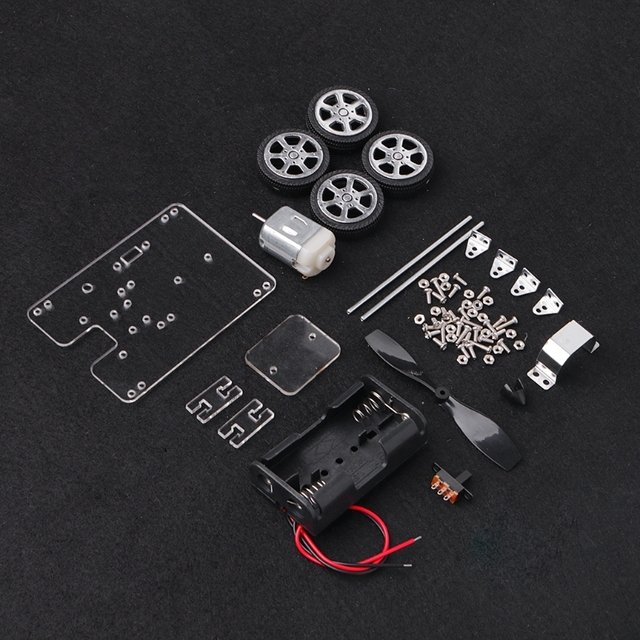 Car Motor Robot Kits for Arduino 3