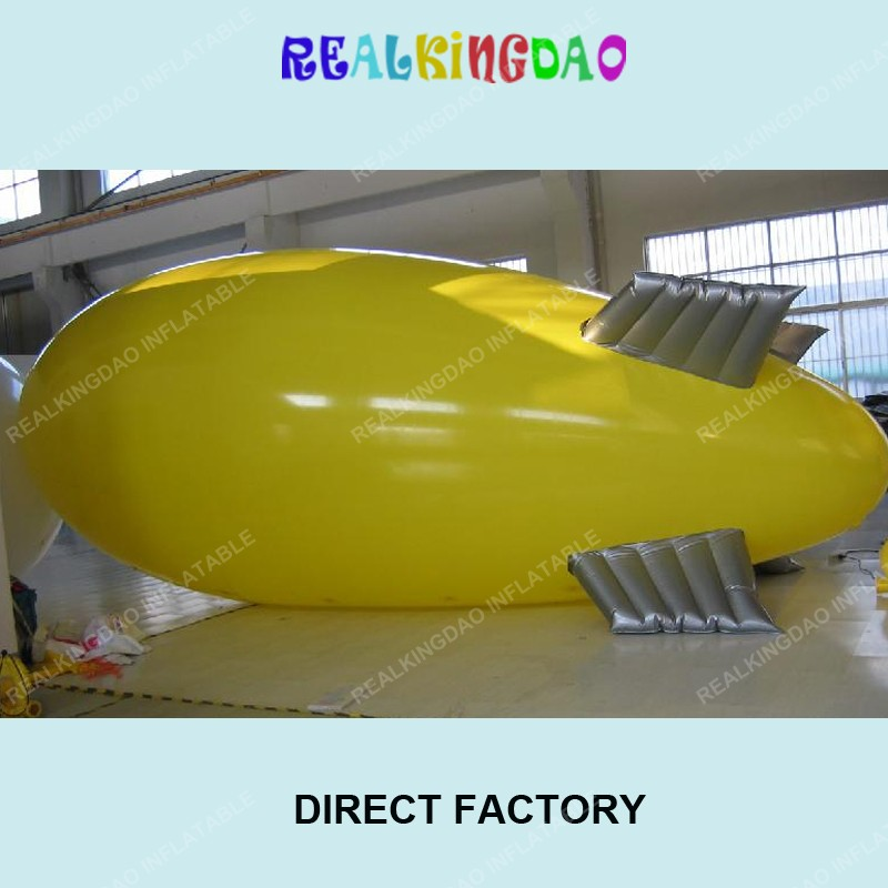 FREE Shipping/4 meters Long Inflatable Advertising Helium Blimp/Airship/Zeppeline for Events/Exhibition/Solid colorFREE Shipping/4 meters Long Inflatable Advertising Helium Blimp/Airship/Zeppeline for Events/Exhibition/Solid color