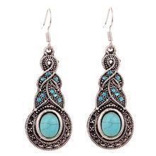 Turquoise Stone Jewerly Set