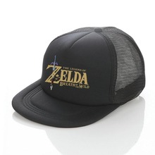 Homens Mulheres Hot Game Zelda Triforce Cap Snapback Bones The Legend of  Zelda Skyward Breath Of The World Baseball chapéus YF03. dc221b27f4a
