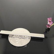 Zion 100 stücke 50x5x3mm bar magneten N35 super starke leistungsfähige block ndfeb rare earth neodym magneten 50mm x 5mm x 3mm 50*5*3mm