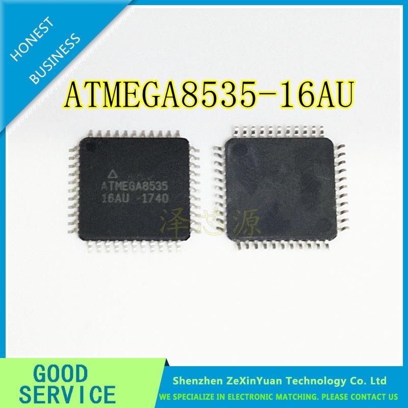 10PCS MCU IC ATMEL TQFP-44 ATMEGA1284P-AU ATMEGA1284P