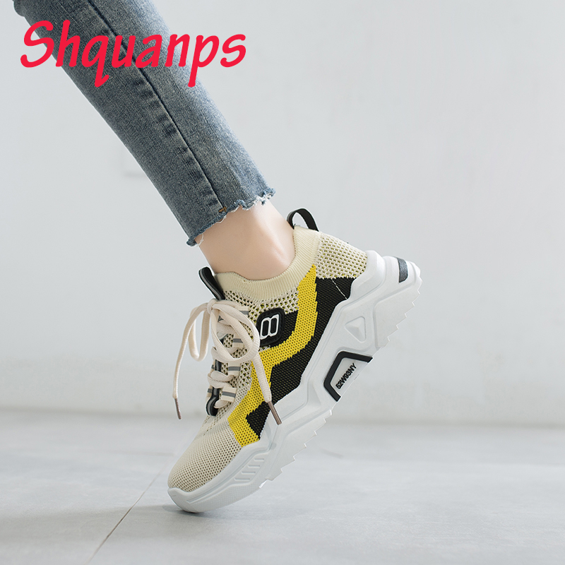 Hot Espadrilles Woman Shoes Casual Trainers Brand Designer Basket Sneakers Summer Breathable Femme Luxury Shoes 2019 Chaussures