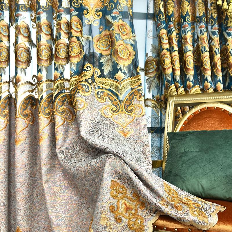 Evoped lüks tam kölgə Qonaq otağı / yataq otağı / mətbəx - Ev tekstil - Fotoqrafiya 3