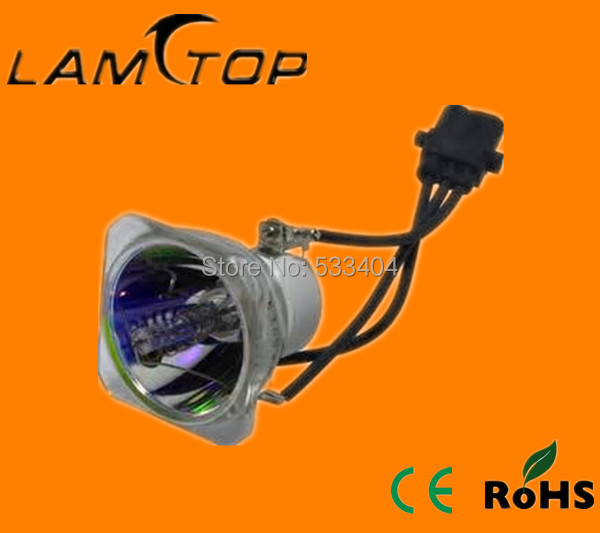 Free shipping  High quality Lamtop Compatible replacement bare projector bulb for  MD307X lamtop bare projector lamps projector bulb elplp28 v13h010l28 fit for emp tw500 free shipping