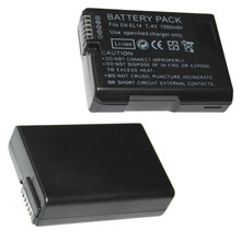 7.4V 1500mAh EN-EL14 Batteries ENEL14 EN EL14 Camera Battery Pack Ffor Suitable For Cameras With Stable Performance
