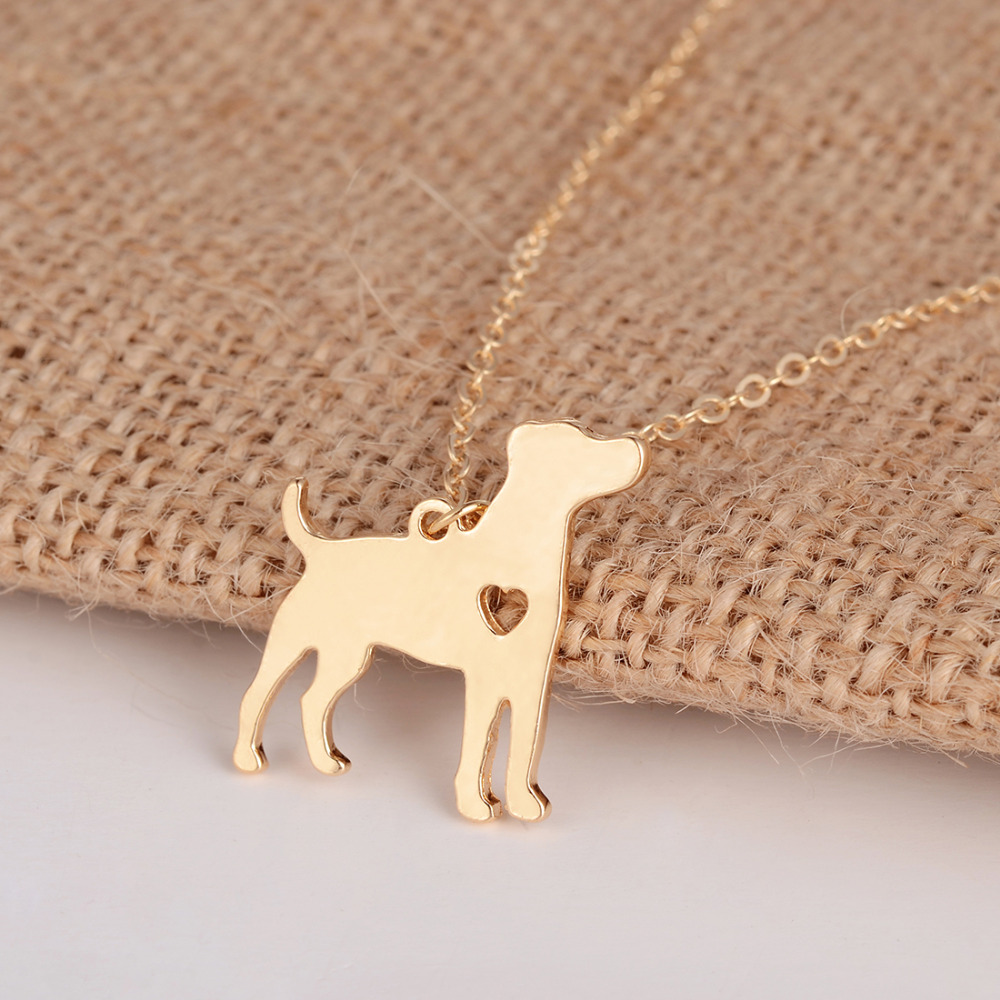 Hot Sale 10pcs Jack Russell Terrier Dog Necklace Jack Russell Jewelry  Custom Dog Pendant Pet Jewelry for women-in Pendant Necklaces from Jewelry  ...
