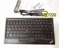 New Original for Lenovo ThinkPad Compact Wired USB Keyboard with Trackpoint Tablet PC Big Enter 0B47190