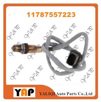 Sensor Oksigen untuk Fitbmw E70 X5 3.0L 4.4L 4.8 L6 V8 5 Panjang Kawat: 95 Cm Depan Kiri 11787557223 11787558073 2007-2010