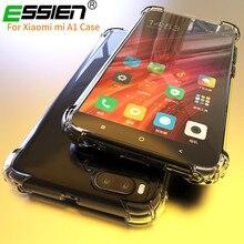 Anti-knock Soft transparent TPU Case For XiaomiRedmi 5X A1 Note 4A 4X Pro silicone Case Cover ForXiaomi MAX2 Mi6 plus Phone Bag
