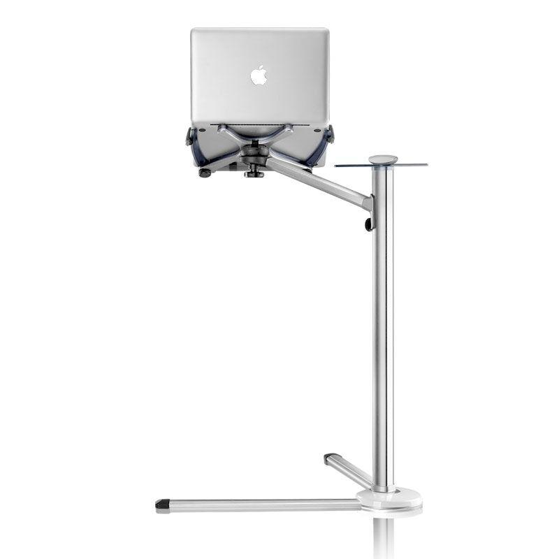 Up 7 Height Adjustable Laptop Floor Stand Aluminum Alloy
