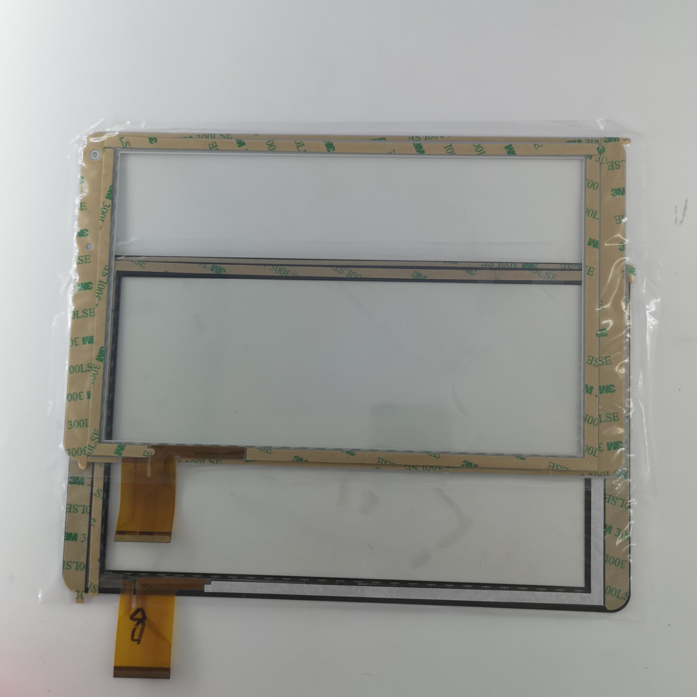Nuevo 10,1 pulgadas pantalla táctil capacitiva Sensor de cristal del panel del digitizador para Prestigio Multipad Wize 3131 3G PMT3131_3G_D tablet pc