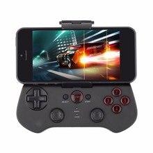 1 шт. iPega PG-9017 Беспроводная СВЯЗЬ Bluetooth Game Pad Контроллер Для iPhone для Android для HTC Оптовый Магазин