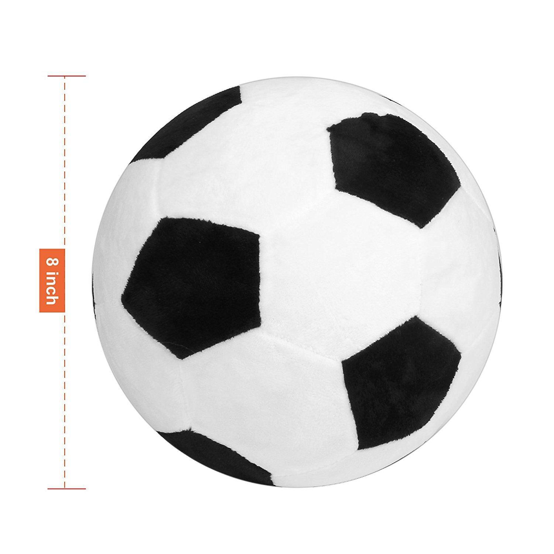 8 ინჩიანი ფეხბურთის - პლუშები სათამაშოები - ფოტო 3