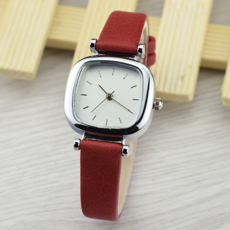 Montre Femme Women Small Dial Dress Watches Ladies Simple Leather Quartz Watch Luxury Famous Brand Clock Hour Relogio Feminino newly design dress ladies watches women leather analog clock women hour quartz wrist watch montre femme saat erkekler hot sale