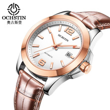 Watches New Sale Men 2016 Ochstin Army Full Steel Sports Military Wristwatch Automatic Mechanical Movement Luxury Brand Watch