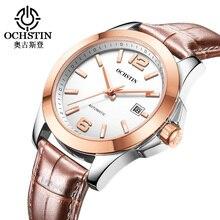 Watches New Sale Men 2017 Ochstin Army Full Steel Sports Military Wristwatch Automatic Mechanical Movement Luxury
