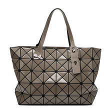 2017 Top Design Marke Mit Logo frauen BAOBAO Tasche Klapp mode frauen handtaschen Damen Geometrische Bag Casual Tote schulter taschen