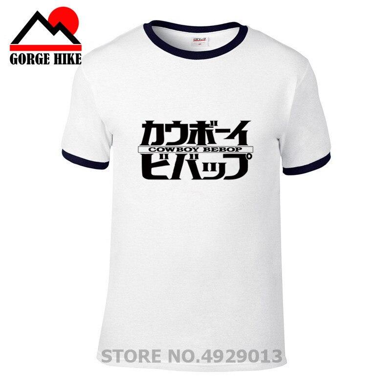 Cowboy Bebop Logo Anime Japan Cartoon Men/'s Long Sleeve Black T-Shirt Size S-3XL