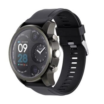 Смарт-часы T3 с двойным дисплеем смарт-браслет бизнес-умный трекер активности IP68 водонепроницаемый браслет