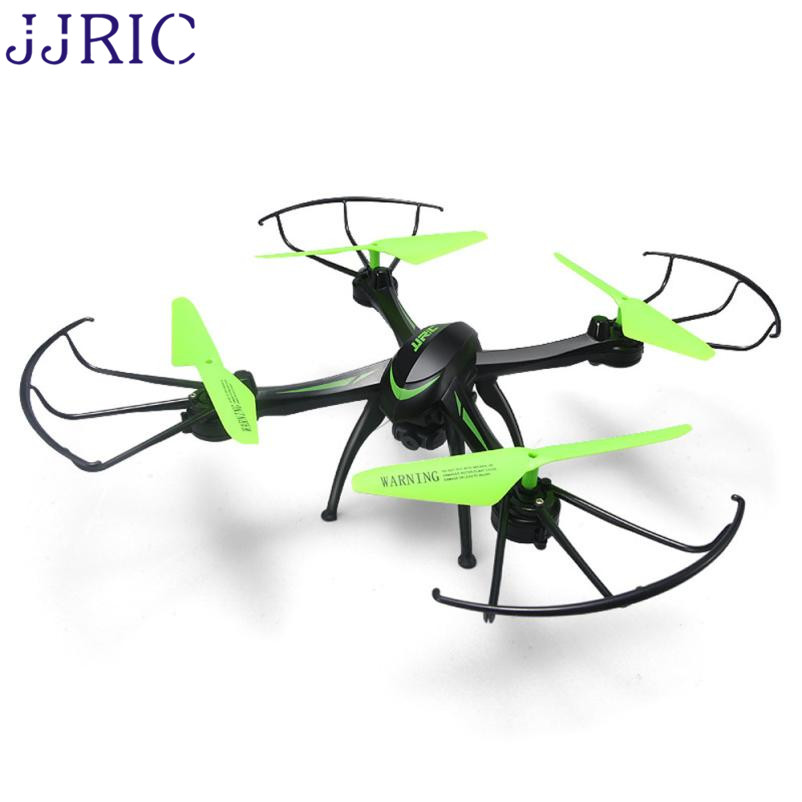 JJRIC H98WH RC Quadcopter WIFI FPV 2.4Ghz 4CH 6-axis Drone HD Camera Black Feb21