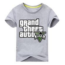 GTA5 Grand Theft Auto V5 Game T-shirt