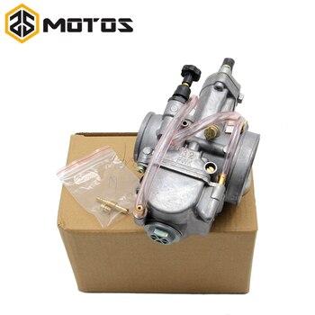 ZS MOTOS de la motocicleta de 4 tiempos KOSO ZSDTRP OKO carburador 24 26 28 30 32 34 mm con poder Jet ajuste carrera Scooter ATV UTV