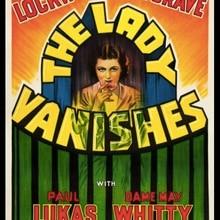 La señora se desvanece (1938) película clásica película de lenny Hitchcock póster vintage retro lienzo pintura DIY papel de pared decoración para el hogar regalo