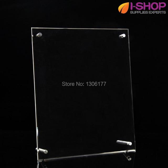 Aliexpresscom Buy 8x10 Acrylic Photo Frame Clear 10r Photo