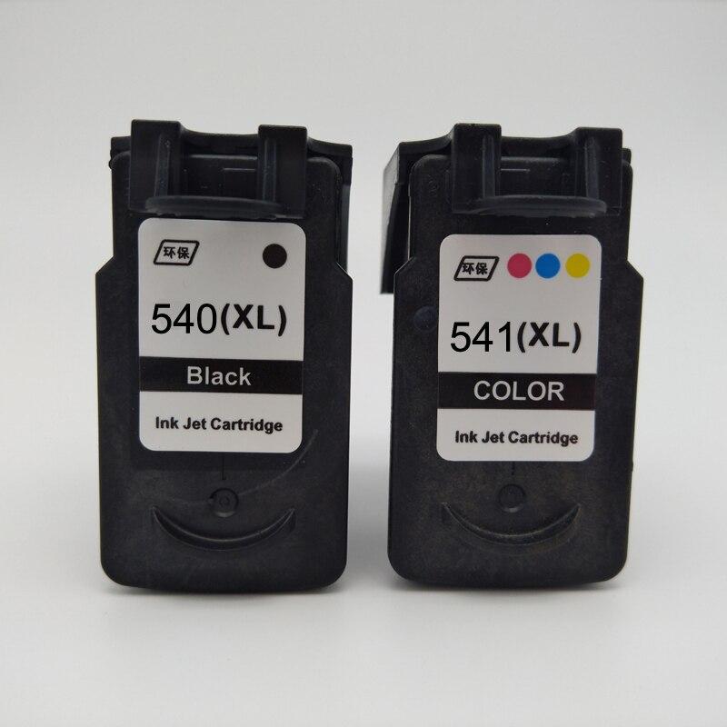 Vilaxh 2pcs pg 540 cl 541 compatible ink cartridge for canon pg-540 cl-541 For Canon PIXMA MG2100 MG2150 MG2200 MG3150 printer