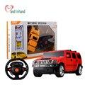 Los niños de Juguete 1:18 Drift Velocidad Radio Remote Control RC Car Hummer Modelo de Coche DEL RC Recargable Con Luz Niño Automóviles Máquina juguete