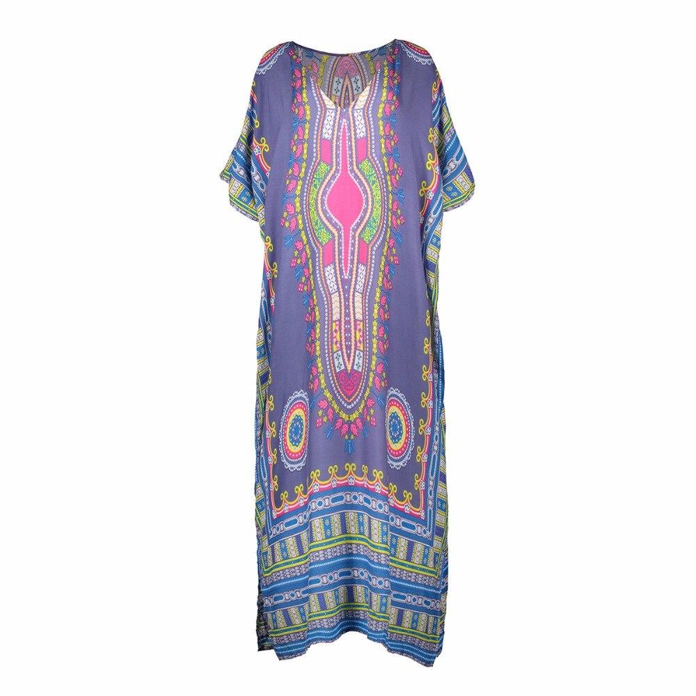 2c70d0047 Plus size roupas de compras online india marroquino vestido étnico ...