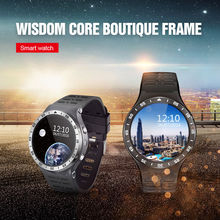 S99A bluetooth quad core GPS wifi smart watch phone mate Pemestor For Android
