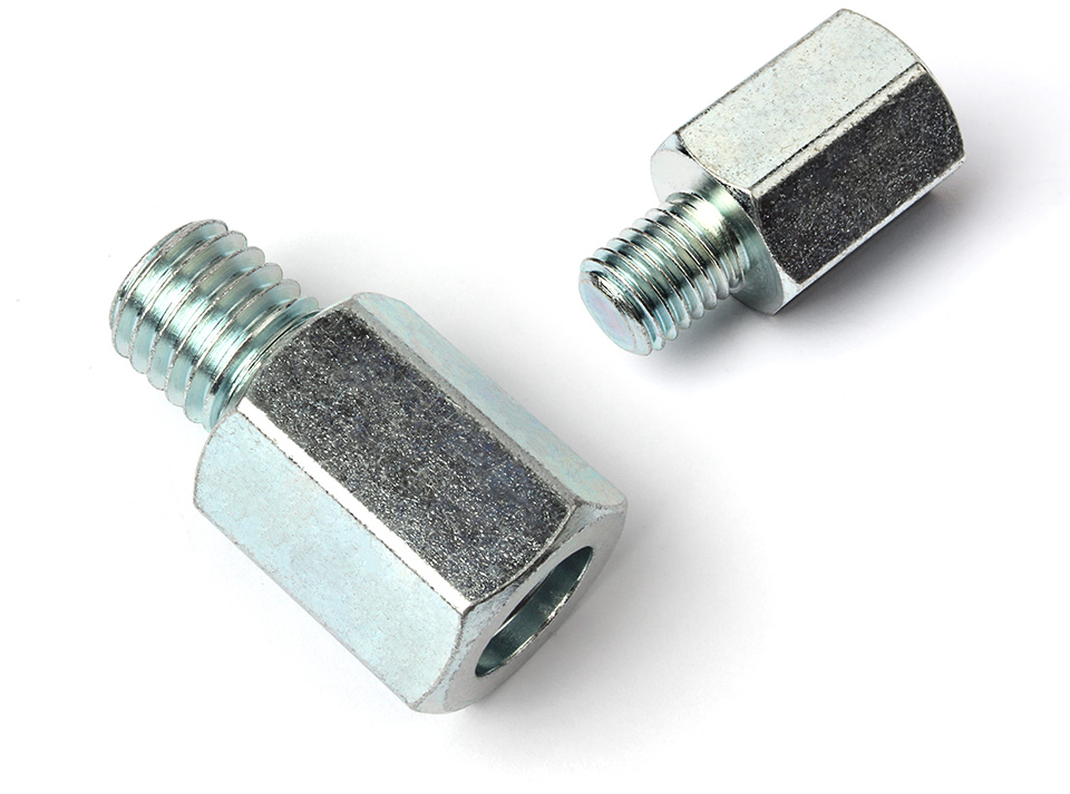 """Adapter for Angle Grinder Polisher M14 5/8"""" Or M10 Thread Change Male To Female Core Bit Polish Pad Drill Adapter - 1Pc"""